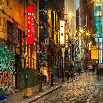 Hosier Lane, Melbourne by melbournedesign