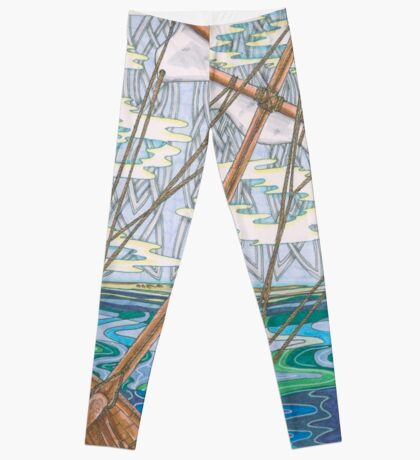 These and Other Things Leggings