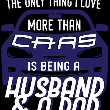 Husband Dad Car Lover Fathers Day T shirt Mechanic Gift by kh123856