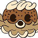 Takoyaki Sticker by rachelshneyer