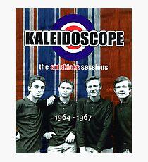 Kaleidoscope UK Band The Sidekicks Sessions Album Art Photographic Print