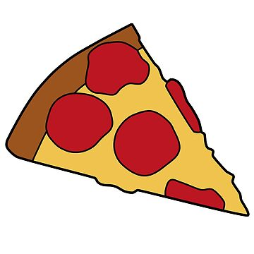 pizza slice by daisy-sock