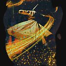 Rumi in Space by MunirZamir