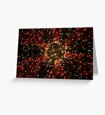 Firework confusion Greeting Card