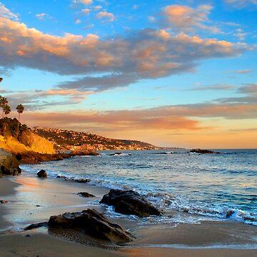 Laguna Beach: Rockpile Beach by DianaG