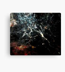 Abstract art Canvas Print