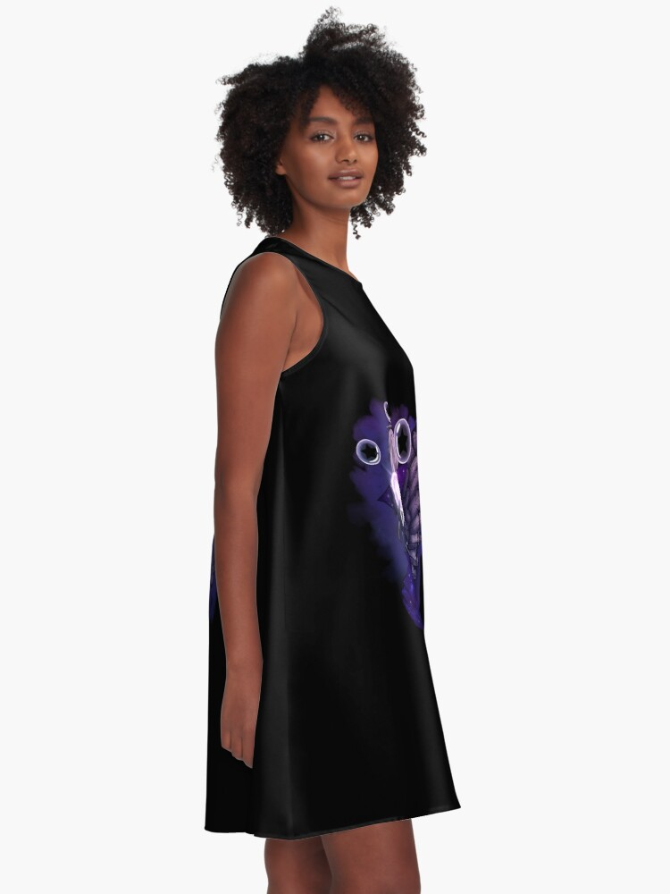 Alternate view of Labyrinth - Jareth the Goblin King A-Line Dress