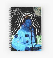 K.Krule|La Lune Spiral Notebook