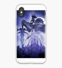 Wrath of the Lich King iPhone Case