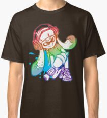 Squid Girl Classic T-Shirt