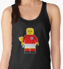 England World Cup 1966 Minifig Women's Tank Top