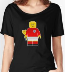 England World Cup 1966 Minifig Women's Relaxed Fit T-Shirt