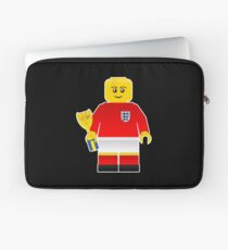 England World Cup 1966 Minifig Laptop Sleeve