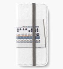 Roland TR-909 iPhone Wallet/Case/Skin