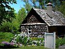 Little Garden Shed by Shelly Harris