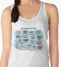 art school of fish Women's Tank Top