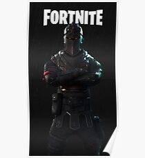 Fortnite Battle Royale Black Knight Poster