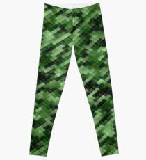 Green Craft Pix Leggings