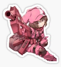 LLENN - Sword Art Online Sticker