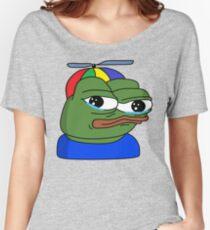 Propeller Pepe Women's Relaxed Fit T-Shirt