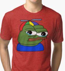Propeller Pepe Tri-blend T-Shirt