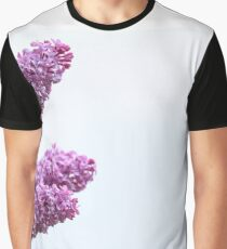 Lilacs in full bloom  Graphic T-Shirt