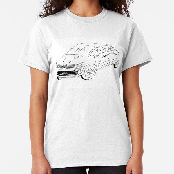 My Friends' Cars - Kia Rio Classic T-Shirt