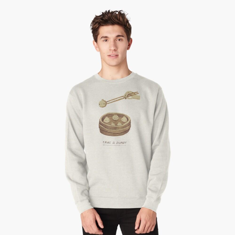 nimm einen Dump Pullover