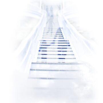 Celestial Staircase by Gravityx9