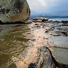 Bruny Island Low Tide by Anthony Davey