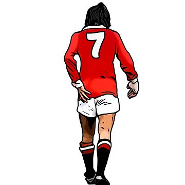 George Best 7 Sticker by theunitedpage