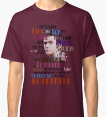 wonderful doctor Classic T-Shirt