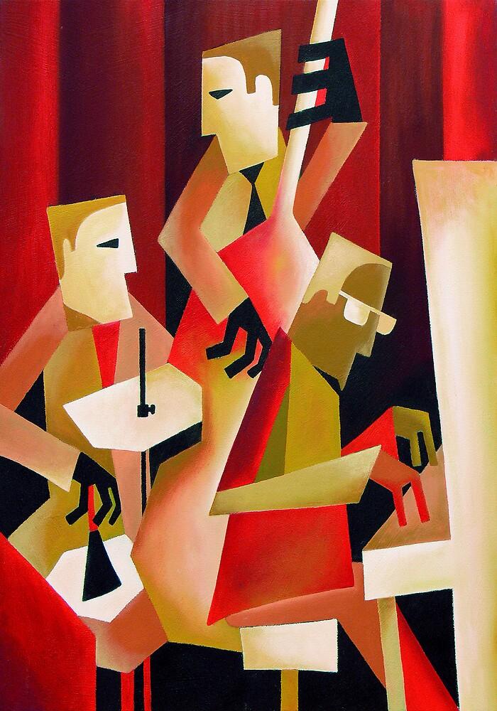 HORACE PARLAN TRIO, CHRISTIANIA, COPENHAGEN by Thomas Andersen