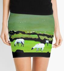 Sheep Mini Skirt