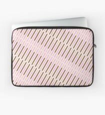 Japanese Chocolate Biscuit Sticks Laptop Sleeve