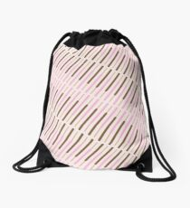 Japanese Chocolate Biscuit Sticks Drawstring Bag
