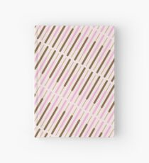 Japanese Chocolate Biscuit Sticks Hardcover Journal