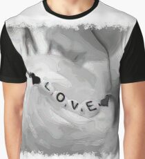 Bellflower drawn Art Graphic T-Shirt