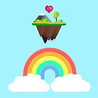 Somewhere Over The Rainbow by EuGeniaArt