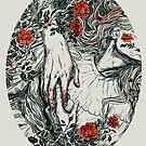 Wilde Rosen von juliacoalrye