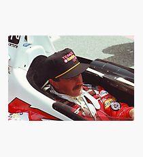 Nigel Mansell, Long Beach 1993 Photographic Print