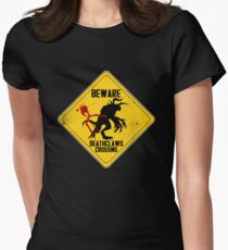 Deathclaws Women's Fitted T-Shirt