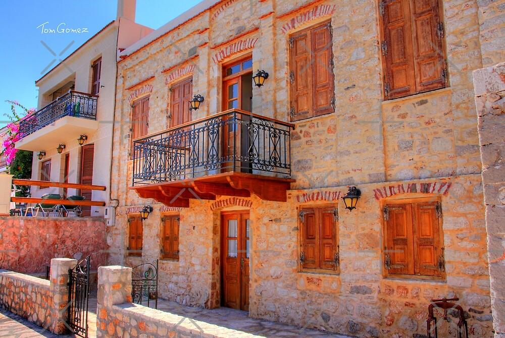 Halki house by Tom Gomez