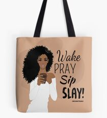753c07b842 Afro Woman Tote Bags