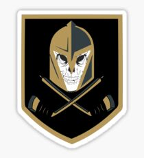 LV Golden Knights Never Die Sticker