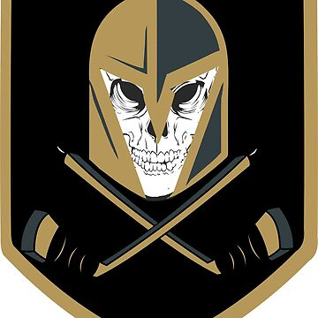 LV Golden Knights Never Die by dontpanictees