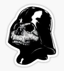 Vader Skull Sticker
