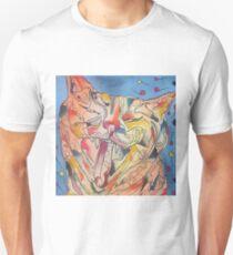 Laughing Cat Unisex T-Shirt