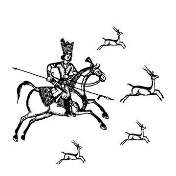 Hunting  by EraserStudio