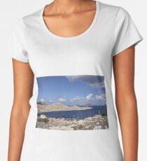 Nimborio Bay Women's Premium T-Shirt